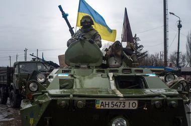 Боевики в Донбассе ведут беспорядочный огонь - военные