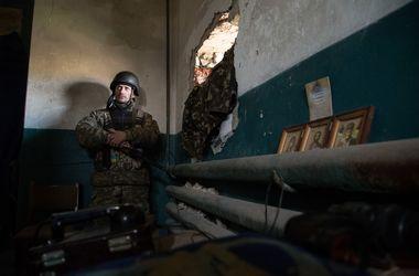 Боевики стреляют из гранатометов, минометов и пулеметов