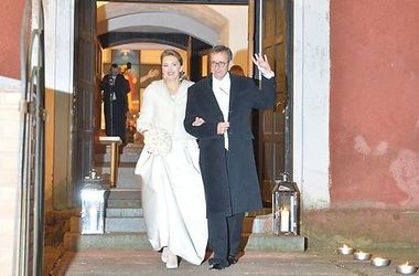 Президент Эстонии женился на чиновнице соседнего государства
