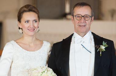 В Сети активно обсуждают свадьбу президента Эстонии