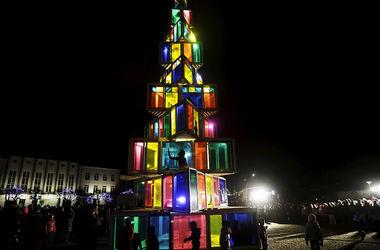 ТОП-5 самых оригинальных новогодних елок мира 2016 года