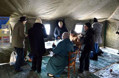 Как и где в Днепропетровской области спастись от морозов