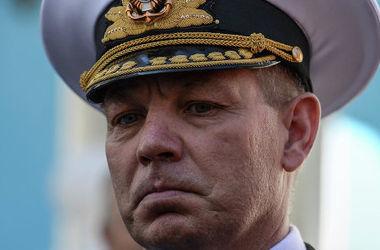 Через несколько лет украинский флот может исчезнуть - командующий ВМС Гайдук