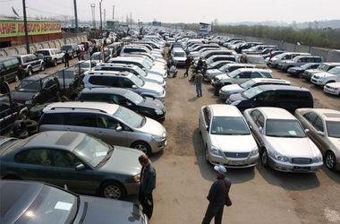 Украинцы активно пересаживаются на б/у автомобили