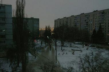 Часть Харькова осталась без света из-за аварии