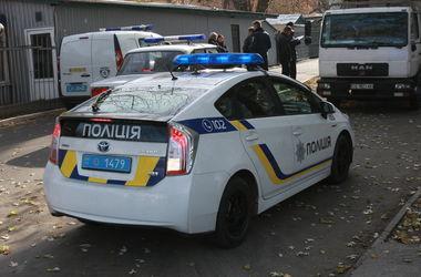 В Харькове полиция остановила пьяную даму и с трудом нашла трезвого водителя для подтверждения ее опьянения