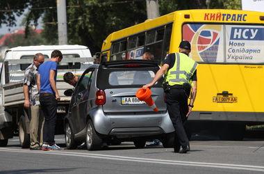 Украинские водители стали меньше пить за рулем