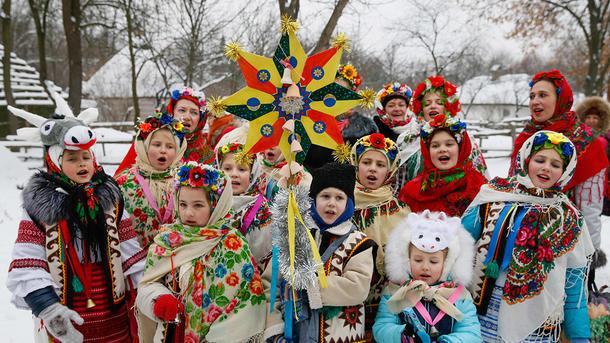 Как празднуют Рождество в Украине и других странах мира