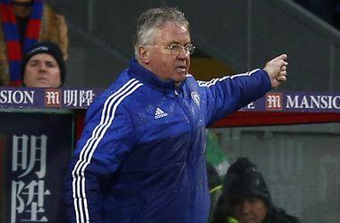 """Гус Хиддинк заявил, что не останется в """"Челси"""" на следующий сезон"""