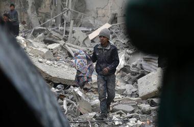 Количество погибших от авиаударов РФ в Сирии возросло