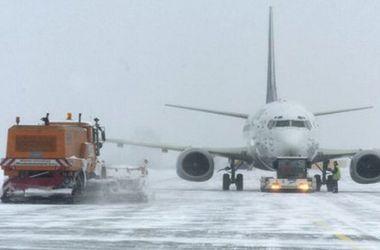 В харьковском аэропорту - задержка рейсов из-за непогоды