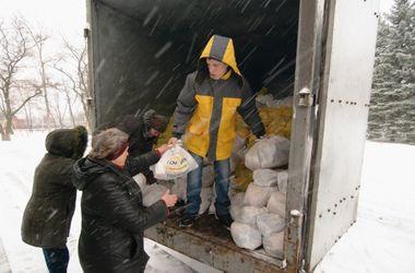 Штаб Ахметова выдал  жителям Донбасса 6 миллионов наборов выживания