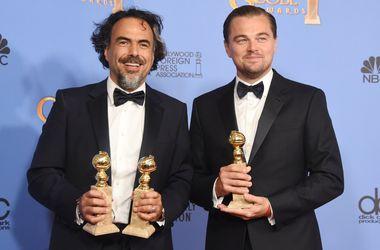 """Не """"Оскар"""", но """"Золотой глобус"""": церемония награждения стала триумфом Дикаприо"""