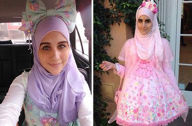 Мусульманская Лолита: конфетные платья и хиджабы