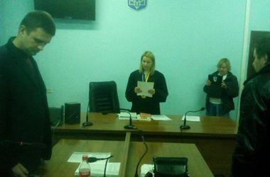 Суд в Ужгороде арестовал на два месяца четырех из пяти бойцов ПС, участвовавших в драке на Драгобрате