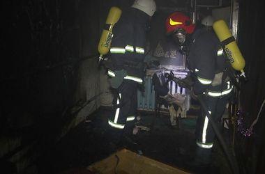 В Хмельницком во время пожара погибла 8-летняя девочка
