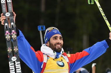 Мартен Фуркад выиграл индивидуальную гонку Кубка мира