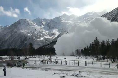 При сходе лавины в Альпах погиб украинец
