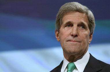 США поддерживают демократическую и суверенную Украину - Керри