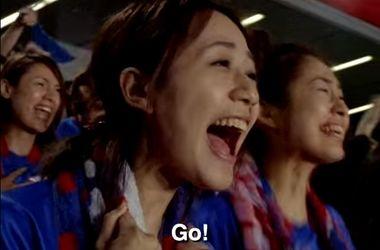 Очередной сумасшедший ролик сняли японские рекламщики