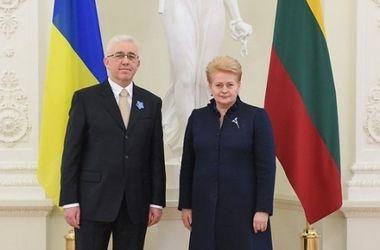 Новый посол Украины в Литве начал работу