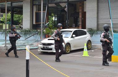 Индонезийские власти усилили меры безопасности