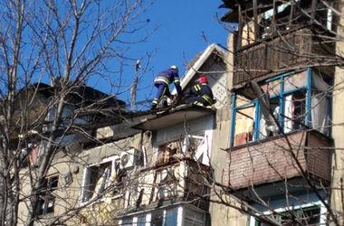 Взрыв дома на Донбассе унес жизни двух детей