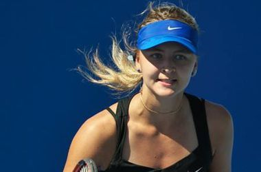 Марина Заневская впервые в карьере вышла в основную сетку Australian Open