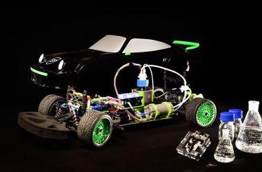 Студенты создали первый в мире автомобиль, работающий на кислоте