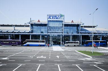 "Аэропорт ""Киев"" возобновил работу после ЧП"