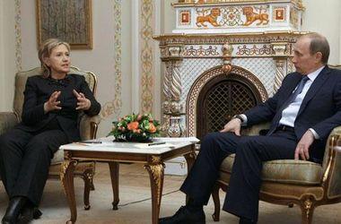 Клинтон рассказала все, что думает о Путине