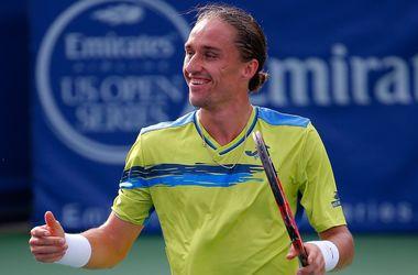 Долгополов стартовал с победы на Australian Open