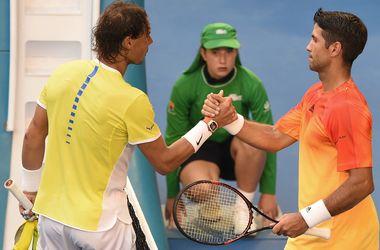 Рафаэль Надаль проиграл в первом матче Australian Open