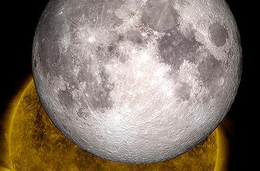 На Луне найдены следы инопланетян