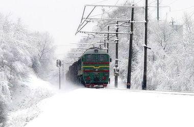 """Скоростной поезд """"Запорожье - Киев"""" застрял в пути"""