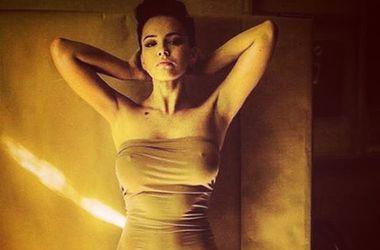 Даша Астафьева снялась голой в душе (фото)