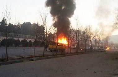 Возле посольства России в Кабуле совершен теракт, есть жертвы