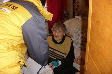 Как выживают на Донбассе одинокие пенсионеры и инвалиды