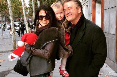 Актер Алек Болдуин окрестил семимесячного сына (фото)