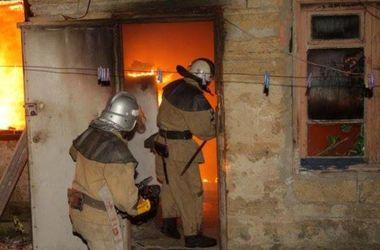 В Киеве в пожаре снова погибла пожилая женщина