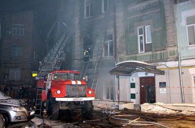 Пожар на Михайловской в Киеве мог быть местью адвокату, который ведет громкие дела