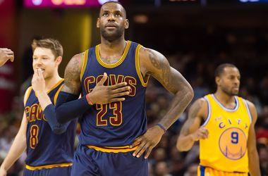 Леброн Джеймс возглавил список самых богатых игроков НБА