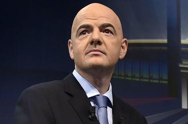 УЕФА оплатит предвыборную кампанию Джанни Инфантино в борьбе за пост главы ФИФА