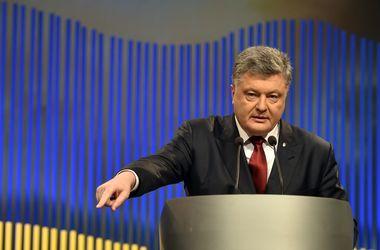 Порошенко: Падение курса рубля – это цена, которую платит РФ за невыполнение минских соглашений