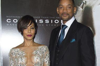 <p>Уилл Смит с женой. Фото: AFP</p>