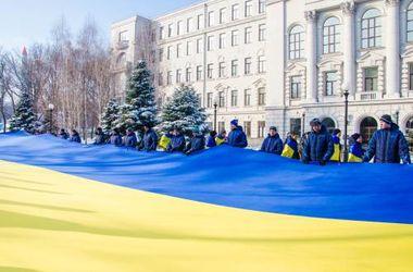 В Днепропетровске почтили память героев Майдана и погибших на Донбассе бойцов