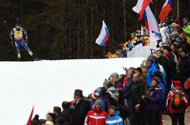 Симон Шемпп выиграл спринт на шестом этапе Кубка мира по биатлону