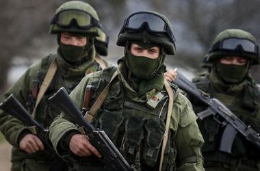 На Донбассе находится около 8,5 тысяч российских кадровых военных – АТЦ