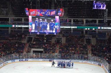 В Матче звезд КХЛ команды забросили 51 шайбу