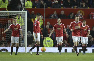 """""""Манчестер Юнайтед"""" установил антирекорд клуба за всю историю английской Премьер-лиги"""